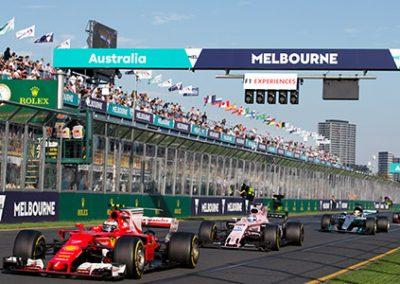 Formula 1 Australija Grand Prix 2020