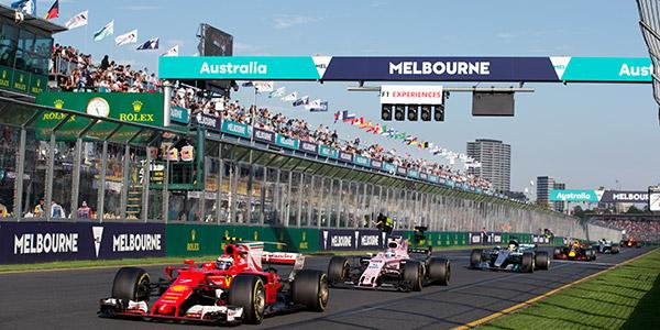 Formula 1 Australija Grand Prix 2021