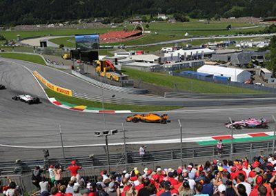 Formula 1 Austrija Grand Prix 2020