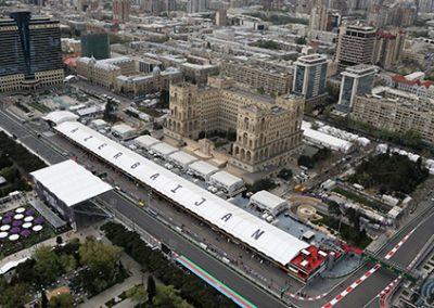 Formula 1 Azerbaijan Grand Prix 2020
