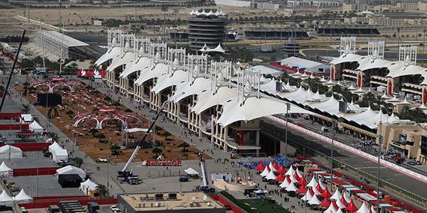 Formula 1 Bahrain Grand Prix 2021