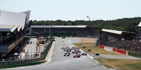 Formula 1 Britanski Grand Prix 2021