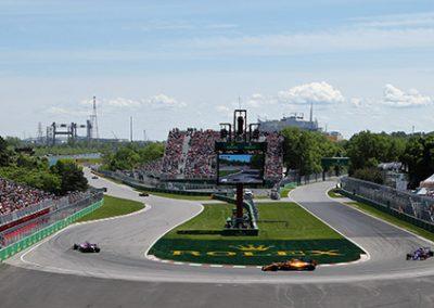 Formula 1 Kanada Grand Prix 2020