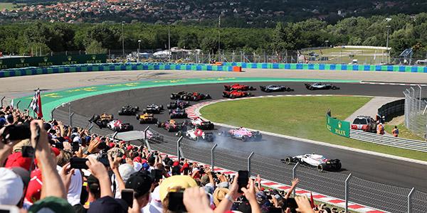 Formula 1 Mađarski Grand Prix 2021