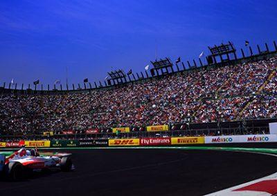 Formula 1 Meksiko Grand Prix 2020