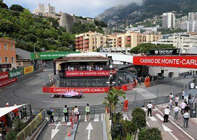 Formula 1 Monaco Grand Prix 2020