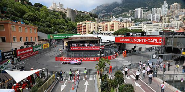 Formula 1 Monaco Grand Prix 2021
