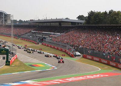 Formula 1 Mercedes-Benz Njemački Grand Prix 2019