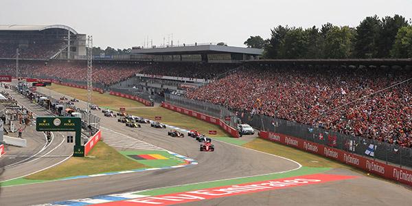 Formula 1 Mercedes-Benz Njemački Grand Prix 2021