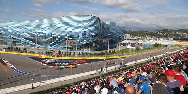 Formula 1 Ruski Grand Prix 2020